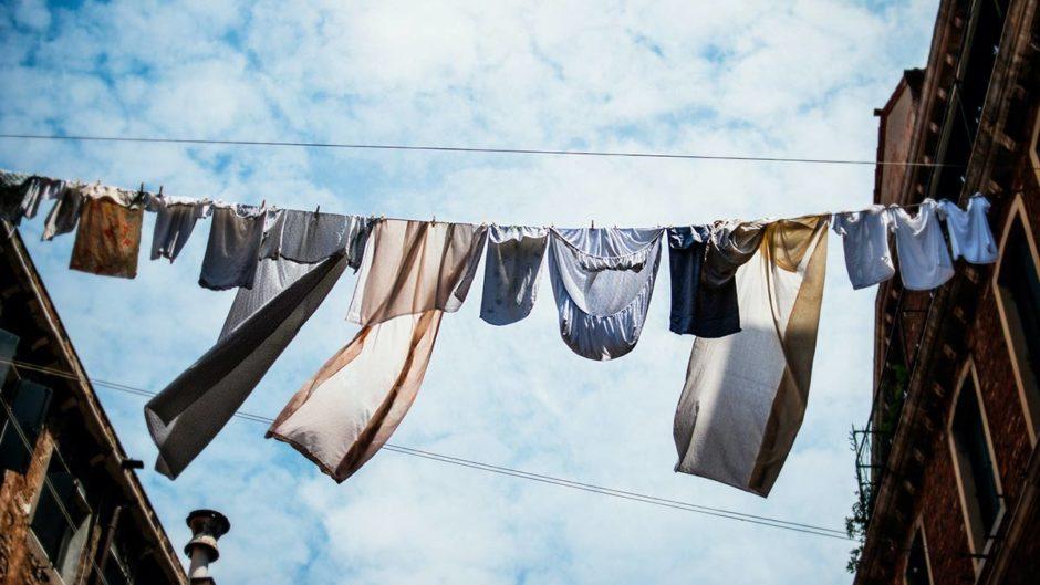 夜に洗濯物を外に干すと虫が卵を?夜干し4つのデメリットまとめ