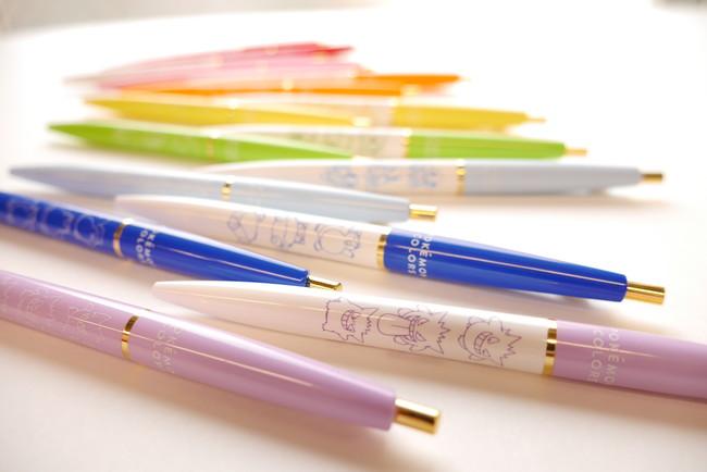 シャープペン ボールペン