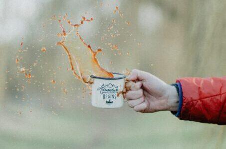 コーヒーの染み抜きでは時間がたっても落ちる?落とす方法教えます!
